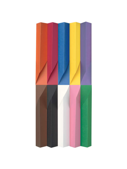"""1 package New BLICK Construction Paper 50 count 9/"""" x 12/"""" ASSORTED"""