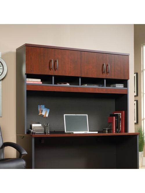 Sauder Via Collection Hutch For, Sauder Office Furniture Via Collection