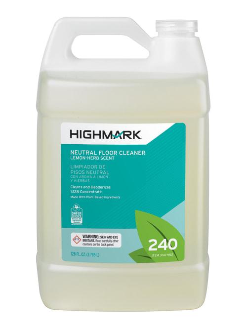 Highmark Neutral Floor Cleaner Citrus