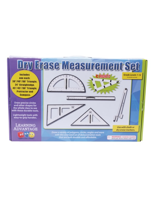 Learning Advantage Dry Erase Magnetic