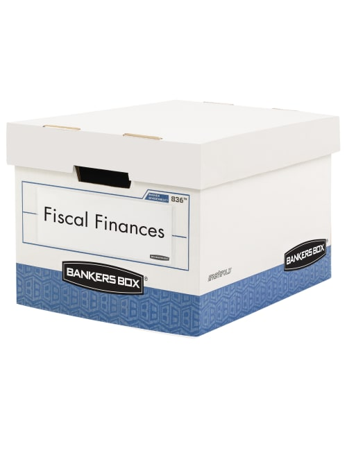 Bankers Box Label Pockets 4 X 9 Clear Pack Of 48 Office Depot