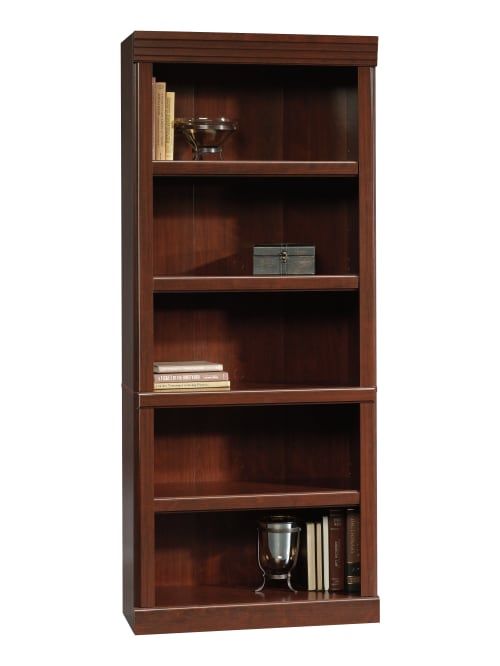 Sauder Heritage Hill Bookcase Open
