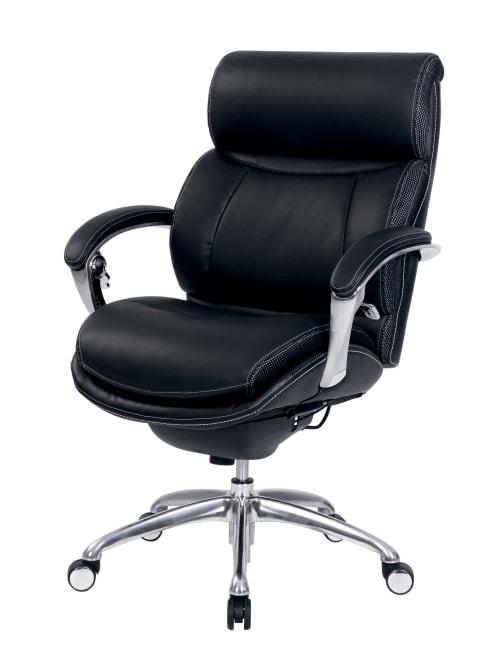 Serta Icomfort I5000 Mid Back Chair Onyx Office Depot