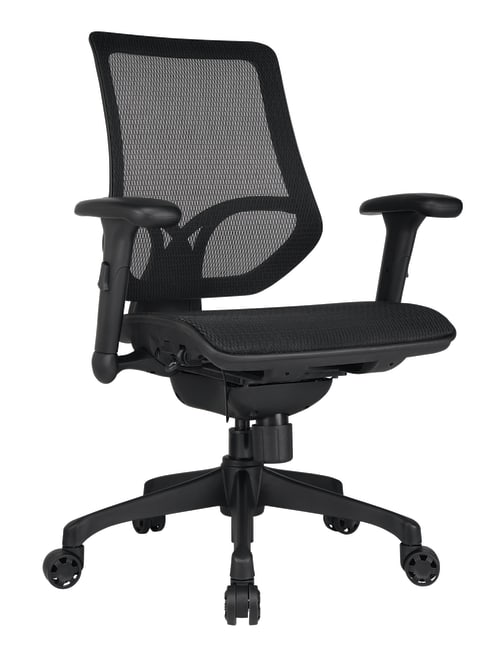 Workpro 1000 Task Chair Black Office Depot