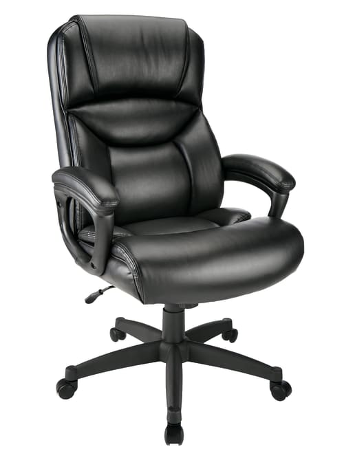 Realspace Fennington Chair Black Office Depot
