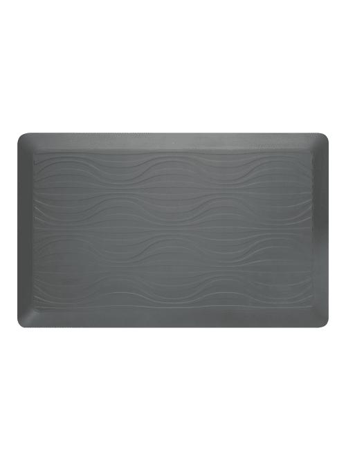Gaiam Anti Fatigue Mat 20 X 32 Gray