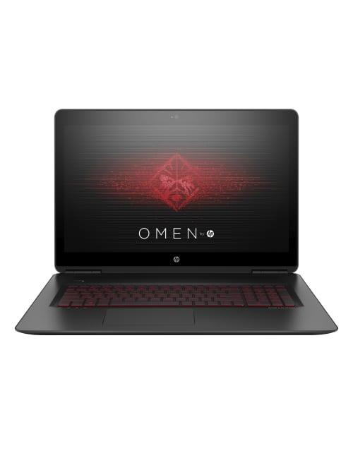 Hp Omen 17 W210nr Gaming Laptop 17 3 Screen Intel Core I7 8gb Memory 1tb Hard Drive128gb Solid State Drive Windows 10 Home Nvidia Geforce Gtx 1050 Ti Office Depot