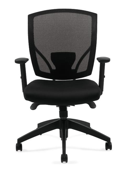 Mejora el Flujo sangu/íneo y la Postura del Asiento Techlink EVO Office Color Negro Reposapi/és ergon/ómico y Reversible para Uso dom/éstico o en oficinas peque/ñas