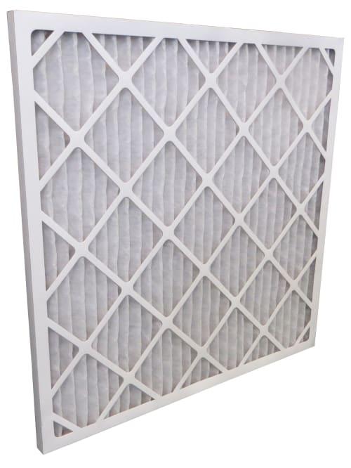 "20/"" x 20/"" x 1/"" Pleated Furnace Air Filter MERV 8"