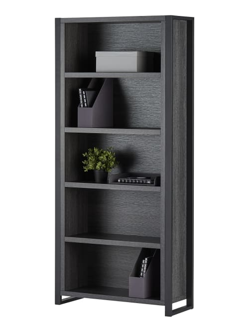 Reale Dejori 5 Shelf Bookcase