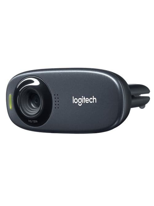 Hd Webcam W Microphone 5 0mp Photos Black Office Depot