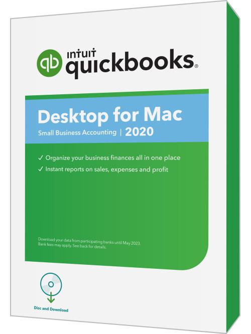 Quickbooks mac app clicking on items