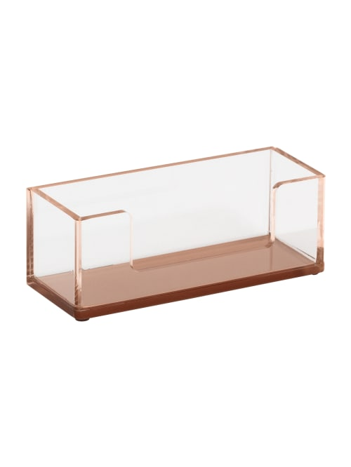 Rose Gold YOBANSA Stainless Steel Rose Gold Business Card Holder Business Card Case Creidt Card Holders for Men and Women