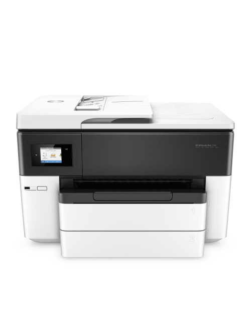 Hp Officejet Pro 7740 Wide Format Printer Office Depot