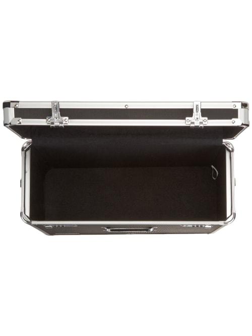 Black VZ01189 Legal Size Vaultz Locking Personal File Organizer Tote Box