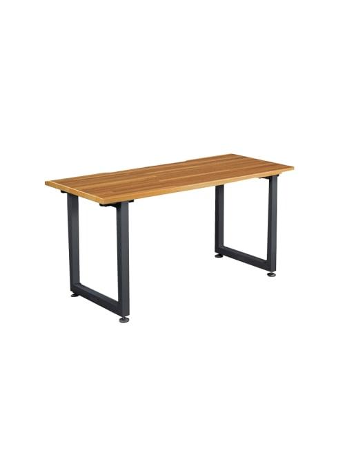 Vari Table Desk 60 X 30 Butcher Blockslate Office Depot