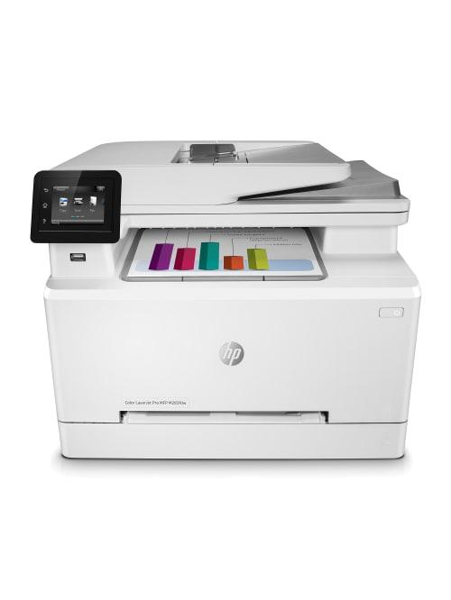 Hp Laserjet Pro M283fdw All In One Printer Office Depot