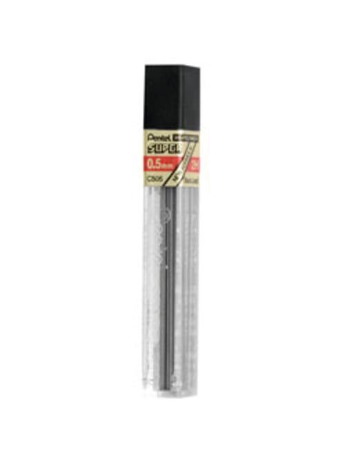 2 Tubes PENTEL Super Hi-Polymer Lead 0.5 mm 5H