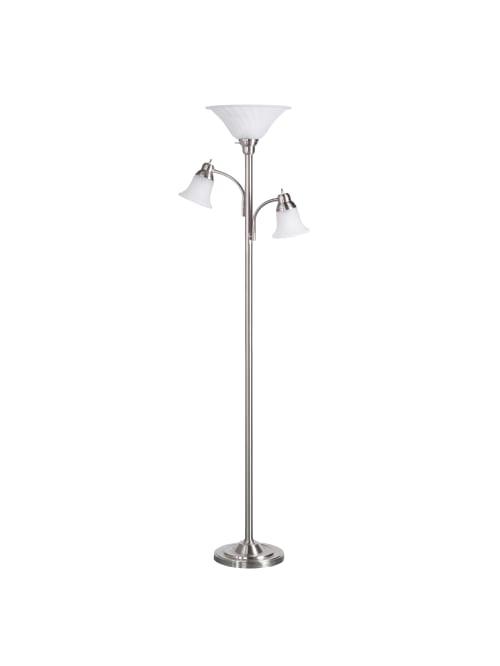 Southern Enterprises Orson Floor Lamp