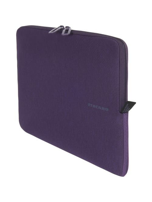Tucano M Lange Carrying Case Sleeve For 13 Apple Macbook Pro Macbook Air Notebook Purple Bump Resistant Interior Scratch Resistant Interior Drop Resistant Interior Anti Slip Neoprene 9 4 Height X 12 8 Width