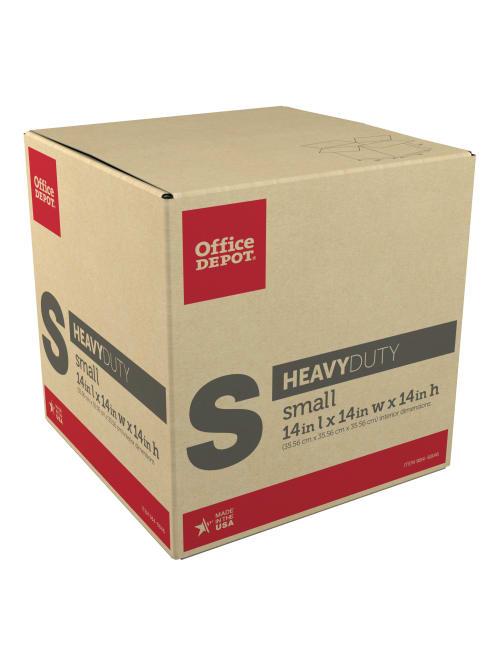Office Depot Corrugated Storage Box