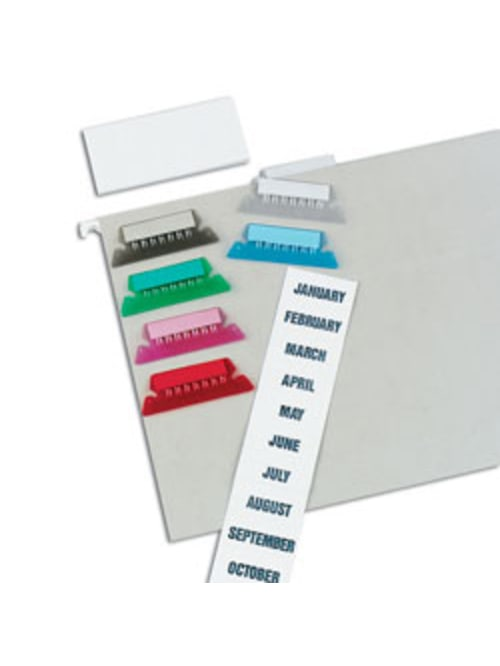This is a photo of Printable Hanging File Folder Tab Inserts throughout plastic