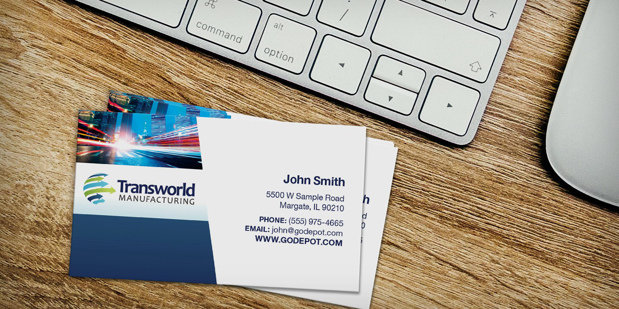 Make a Great First Impression with Business Cards