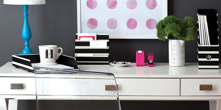 Work Office: Style and Organization