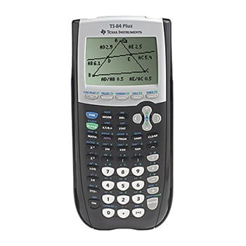 Texas Instruments® TI-84 Plus Graphing Calculator Item # 492840
