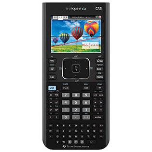 TI-Nspire™ CAS Computer Algebra System Graphing Calculator Item # 464764