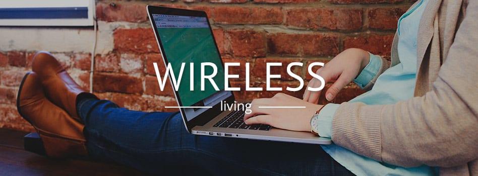 Wireless Living Image