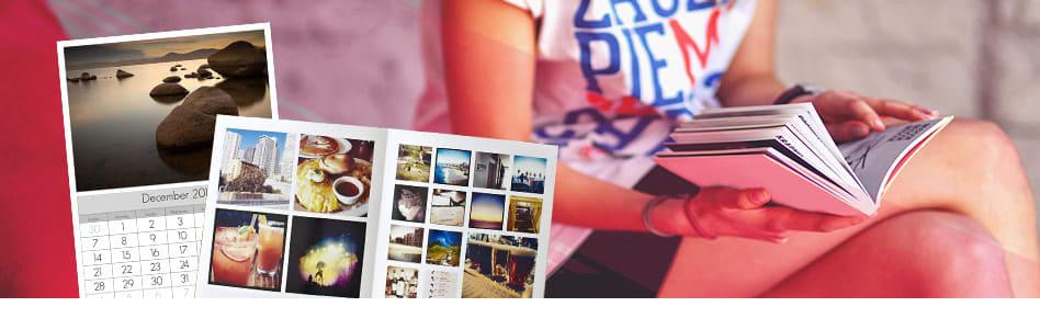 Innovative Gifts - Photo Book & Calendar Ideas