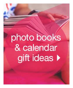 Photo Books & Calendar Gift Ideas