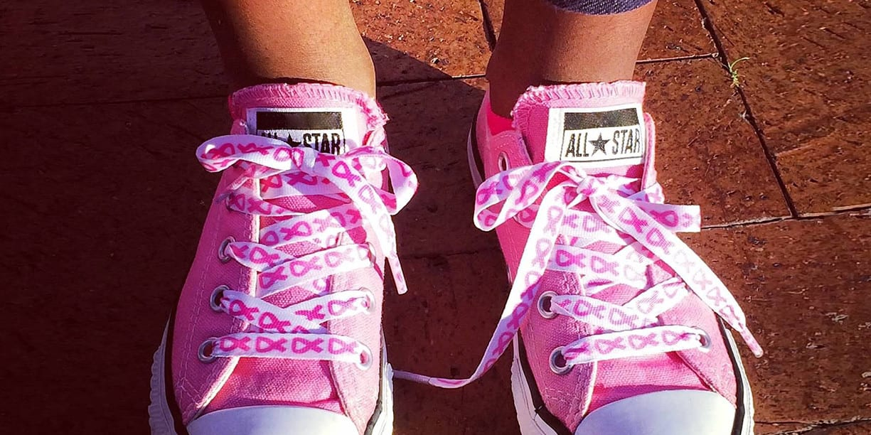 Think Pink: Together we can Fight for a Cure