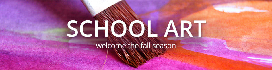 Creative Children's School Art Projects for Fall