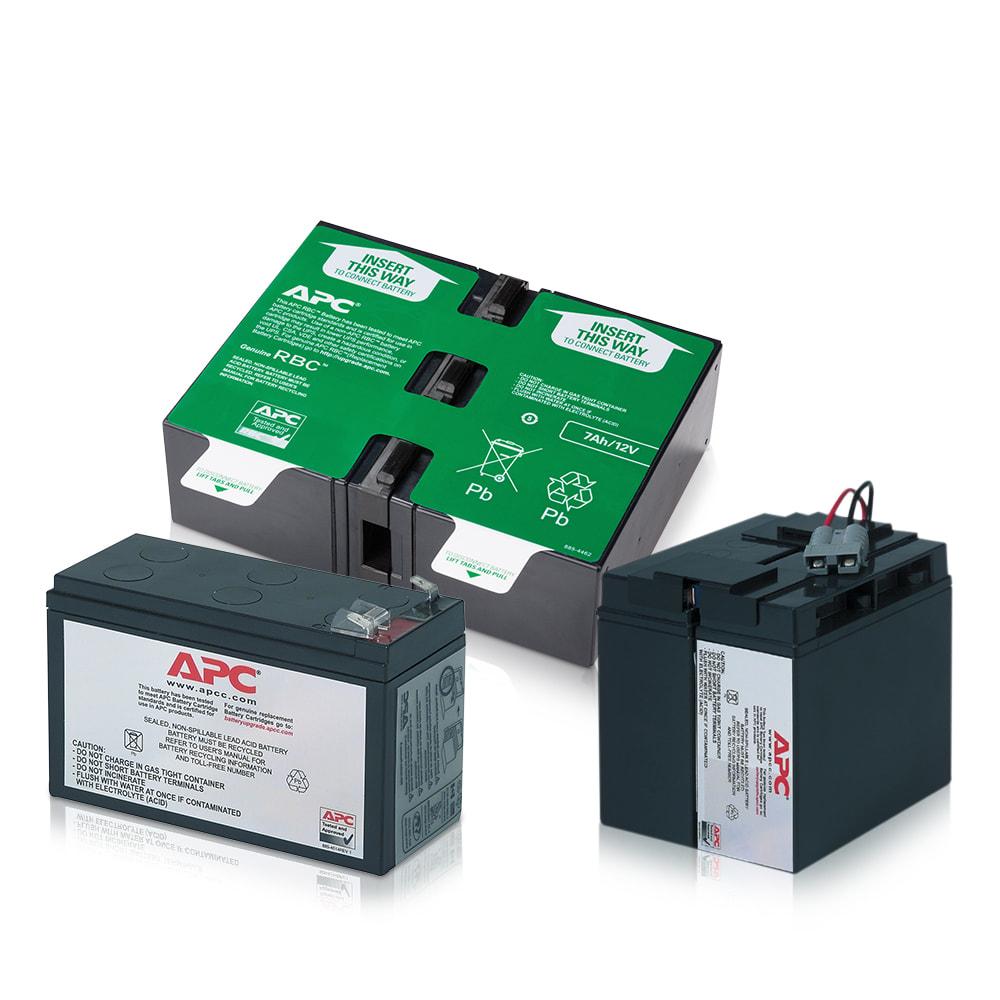 APC Replacement Batteries