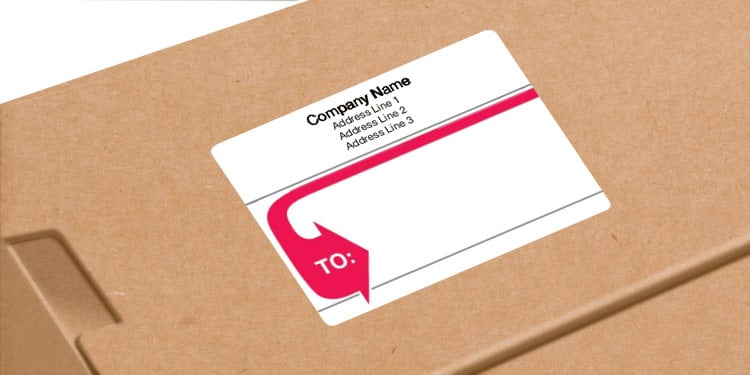 Custom Mailing Labels