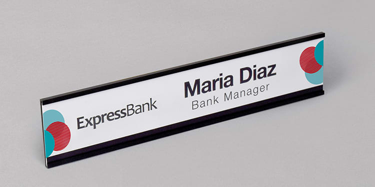 Name Plates At Office Depot Officemax