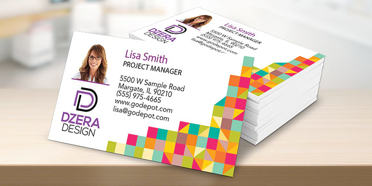 Same-Day Business Cards