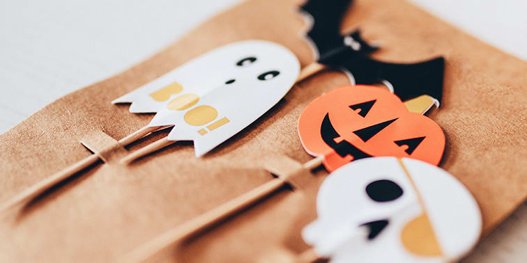 How to Design an Office Trick or Treat