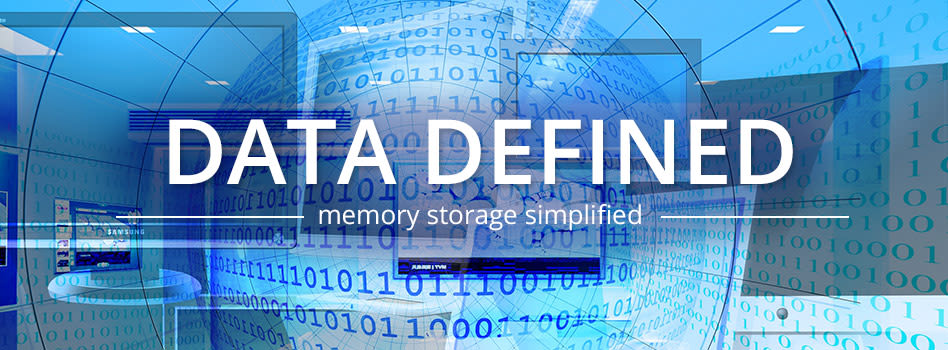 Memory Storage Banner