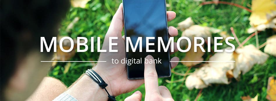The Best Ways to Save Family Memories From a Mobile Device
