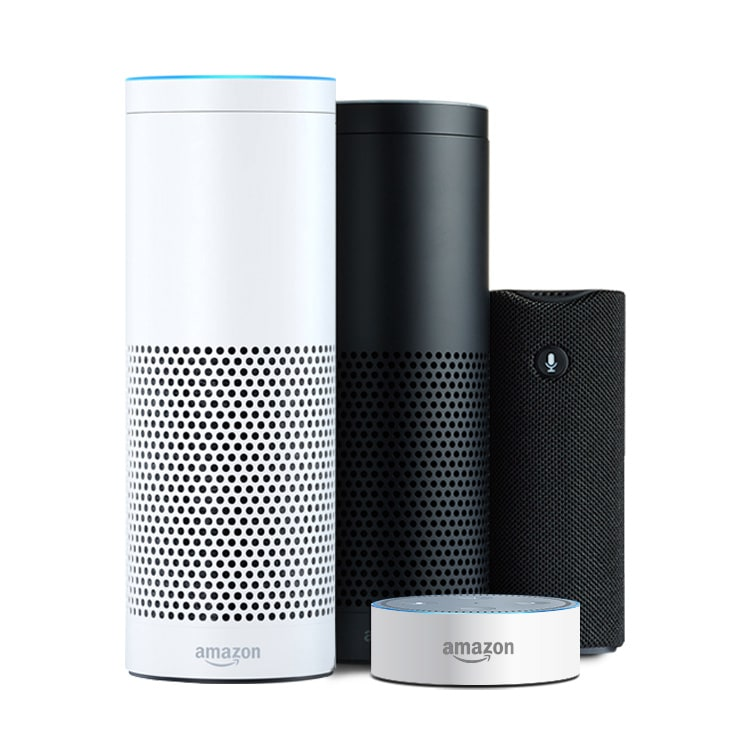Alexa product collage