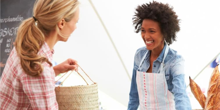 5 Ways to Get Customers in the Door on Small Business Day