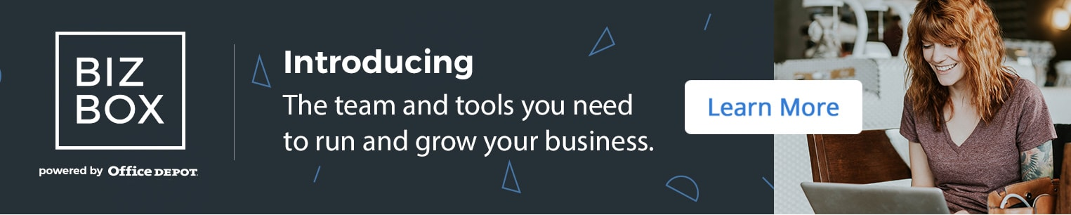 Biz Box: The team and tools you need to run and grow your business.