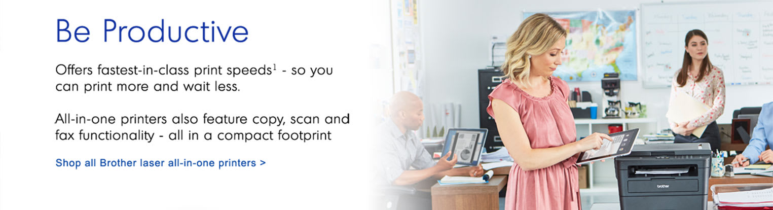 Brother All in One Laser Printers