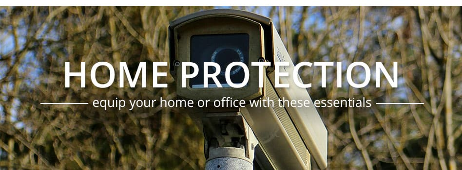 Equip Your Home Or Office With These Security Essentials