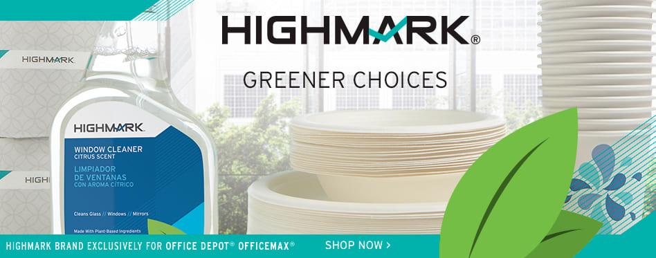 Highmark Greener Choices