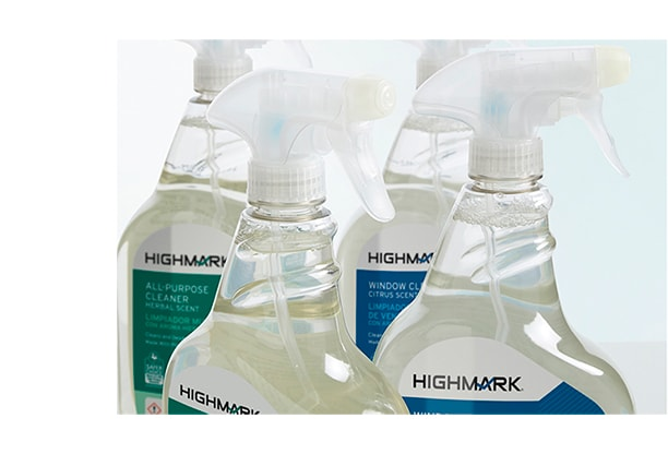 Highmark Greener Cleaning Products