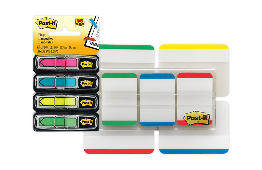 Shop Post-it Flags and Tabs